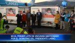 Arribaron dos millones de vacunas Sinovac al Ecuador
