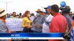 Paro nacional de arroceros en el Ecuador