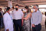 Lanzan campaña de la segunda etapa comunicacional del Plan de Vacunación 9100