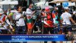 Ecuador arranca su participación en Juegos Olímpicos en Tokyo