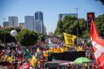 Continúan las protestas en Brasil: Piden salida de Bolsonaro