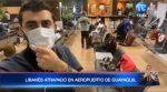 Ciudadano libanés lleva viviendo un mes en el aeropuerto de Guayaquil