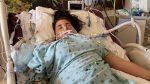 ¡Impactante! Adolescente despertó del covid-19 tras ser entubada hace tres semanas