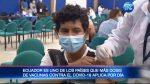Ecuador es uno de lo países que más dosis de vacunas aplica por día