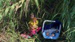 Una niña y un bebé fueron encontrados abandonados en la frontera de Estados Unidos