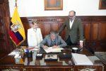 Presidente Lasso decreta estado de excepción en el sistema carcelario del Ecuador