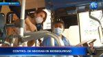 ¿Se cumplen las medidas de bioseguridad en el centro de Guayaquil?