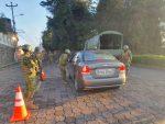 Militares ejecutan control de armas al sur de Quito