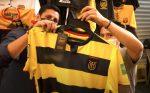 ¿Qué opinan los hinchas sobre la camiseta de Ecuador?