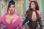 VIDEO | El costoso regalo de cumpleaños que Kylie Jenner le dio a Cardi B