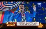Presentación de Cristhian Vite | La Nueva Estrella del Vallenato - Primera fase