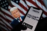 La red social de Donald Trump fue hackeada antes de su lanzamiento