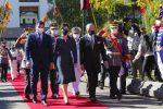 Vicepresidenta María Alejandra Muñoz presidió los actos solemnes en conmemoración de los 211 años del Primer Grito de la Independencia