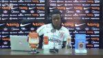 VIDEO |Juan Cazares fue presentado como nuevo jugador de Corinthians de Brasil