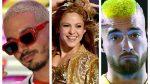 VIDEO | J Balvin se burló de Shakira en una entrevista y genera críticas: Maluma salió a defenderla