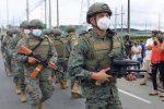 Fuerzas armadas intensifican medidas de control en Guayaquil