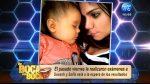 """""""Savash se puso amarillo"""": Hijo de Sofía Caiche nuevamente en el hospital"""