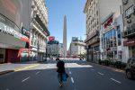 Argentina endurece confinamiento en Buenos Aires hasta el 17 de julio