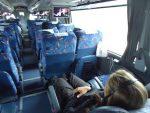 Ecuador: Prohíben películas violentas en el transporte público