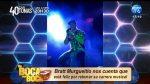 """Bratt Murgueitio está feliz de retomar su carrera musical: """"A la gente le gusta"""""""