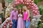 Así fue el cumpleaños de la hija de Carolina Jaume