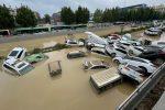 25 muertos por lluvias torrenciales en China