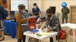 VIDEO  Así luce la delegación electoral del Guayas donde se hace el conteo de votos