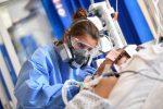 FOTO |Científicos logran captar por primera vez a la nueva cepa del coronavirus de Reino Unido