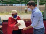 VIDEO | Ministro de Agricultura entregó créditos para la reactivación del agro en Chimborazo