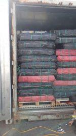 Policía Nacional decomisó sustancias sujetas a fiscalización en contenedor que pretendía ser enviado a Bélgica