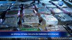Diez toneladas de droga fueron encontradas en una vivienda del norte de Guayaquil