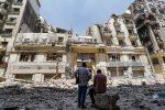 Cinco heridos al derrumbarse un edificio histórico en El Cairo