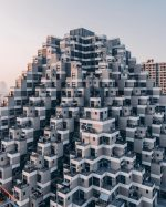 VIDEO: Edificios futuristas con formas de pirámides mayas se hace viral en China