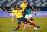 Ecuador sufre derrota en su debut de la Copa América