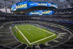 Así es el majestuoso estadio más caro de la historia que se inauguró en Los Ángeles y tiene una pantalla 360° nunca vista