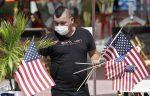 La pandemia empaña la fiesta nacional de EE.UU. y sigue creciendo en México