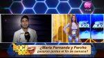 ¿Qué pasa entre María Fernanda Ríos y Fercho Gómez?