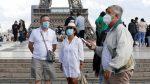 Francia decreta toque de queda para el Año Nuevo para evitar rebrote de Covid-19