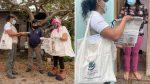Galápagos promueve uso de bolsas de tela en vez de plástico en panaderías