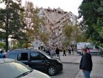 IMÁGENES   Un terremoto de 6,7 grados sacudió Grecia y hubo un tsunami en el Mar Egeo