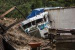 Luvias dejan dos muertos y cinco desaparecidos en Guatemala