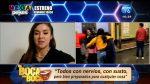 Katty García contó cómo vivió el sismo de 7.1  que se registró en México