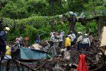 Al menos 34 muertos en India por las lluvias del monzón