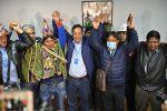 Candidato de Evo Morales sería el nuevo presidente de Bolivia