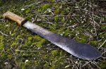 VIDEO | Hombre estuvo a punto de matar a machetazos a  su conviviente de 16 años