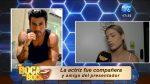 VIDEO | Mafer Pérez rompió en llanto al enterarse de la muerte de Efraín Ruales