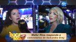 VIDEO | Así reaccionó Mafer Ríos tras los comentarios de Samantha Grey