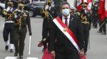 El congreso peruano discute la posible salida del nuevo presidente Manuel Merino
