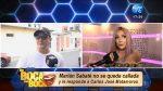 Marián Sabaté le responde a Carlos José Matamoros por críticas a los programas online