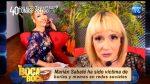 El video de cómo Marián Sabaté se dejó cortar el cabello y se volvió blanco de memes
